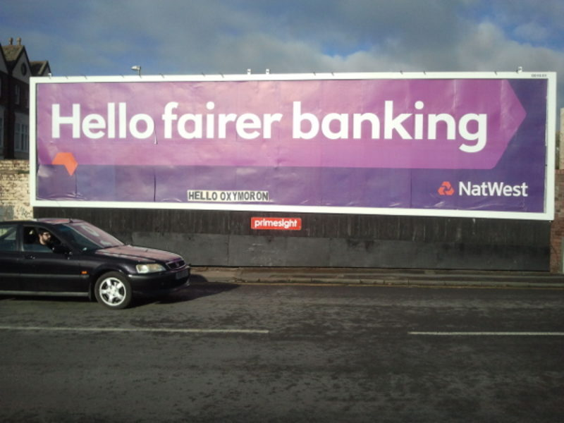 What happened to Fairer Natwest?
