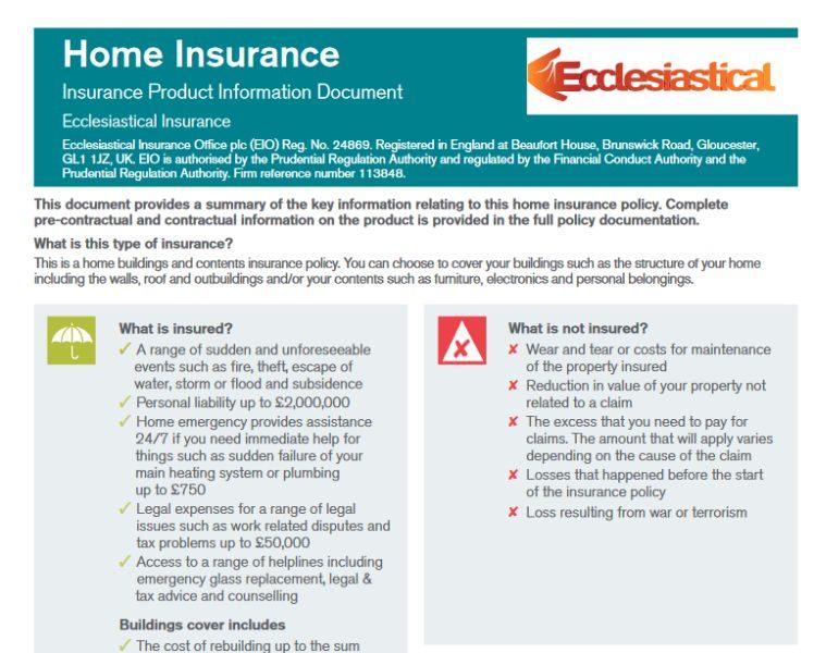 ipid insurance template  The IPID - doomed to fail? • Fairer Finance