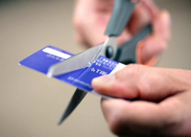 Interest rates on credit cards are going to rocket
