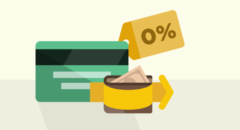 What is a 0% balance transfer credit card?
