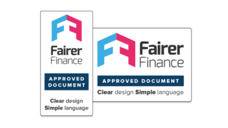 Fairer Finance Clear & Simple mark