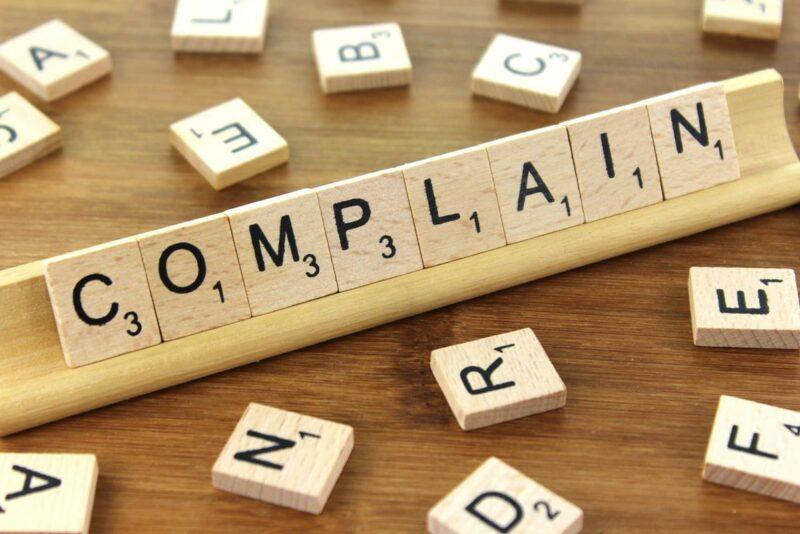Complaints Services