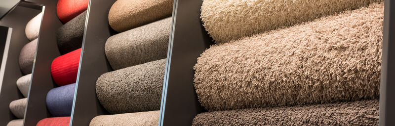 And now for something completely different: how to buy carpets...